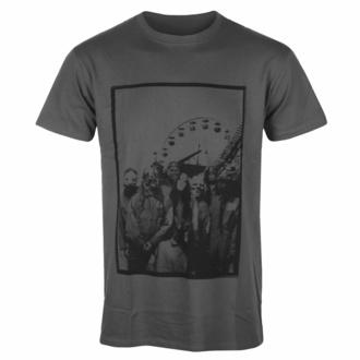 Herren T-Shirt Slipknot - Amusement Park - CHARCOAL - ROCK OFF, ROCK OFF, Slipknot