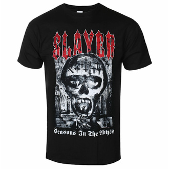 Herren T-Shirt Slayer - Acid Rain - Schwarz - ROCK OFF, ROCK OFF, Slayer