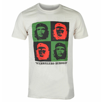 Herren T-Shirt Che Guevara - Blocks - SAND - ROCK OFF, ROCK OFF, Che Guevara