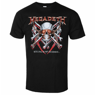 Herren T-Shirt Megadeth - Killing Is My Business - ROCK OFF - MEGATS12MB