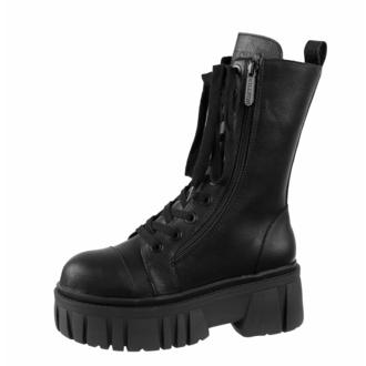 Schuhe KILLSTAR - Kick The Bucket - SCHWARZ, KILLSTAR