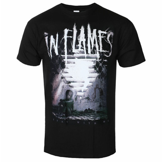 Herren T-Shirt In Flames, NNM, In Flames