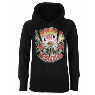 Damen Sweatshirt Guns N' Roses - Cards