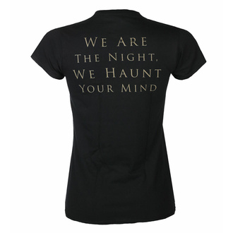 Damen T-Shirt EPICA - We are the night, NUCLEAR BLAST, Epica