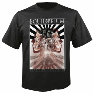 Herren T-Shirt EQUILIBRIUM - Renegades, NUCLEAR BLAST, Equilibrium