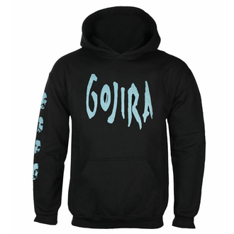 Herren Sweatshirt Gojira - Fortitude Faces BL - ROCK OFF - GOJHD03MB