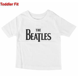 Kinder-T-Shirt Beatles - Drop T Kleinkind WHT - ROCK OFF, ROCK OFF, Beatles