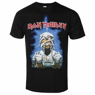 Herren-T-Shirt Iron Maiden - World Slavery Tour '84-'85 BL - ROCK OFF, ROCK OFF, Iron Maiden