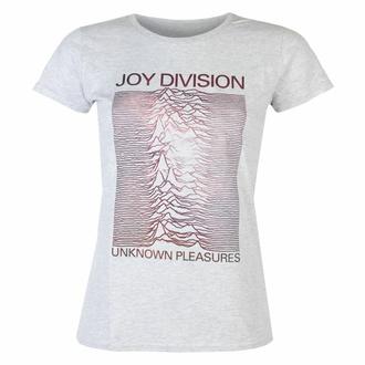 Damen-T-Shirt Joy Division - Space HEATHER - ROCK OFF, ROCK OFF, Joy Division