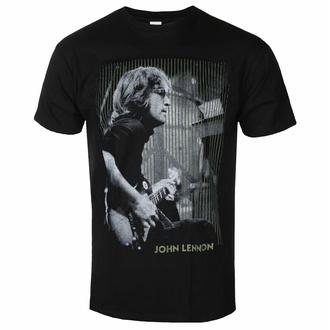 Herren-T-Shirt John Lennon - Gibson BL - ROCK OFF, ROCK OFF, John Lennon