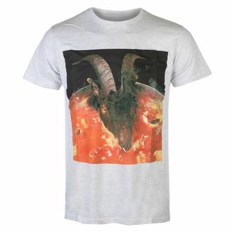 Herren-T-Shirt Rolling Stones - Goats Head Soup GRAU - ROCK OFF, ROCK OFF, Rolling Stones