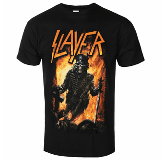 Herren-T-Shirt Slayer - Aftermath BL - ROCK OFF, ROCK OFF, Slayer