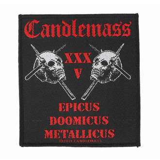 Applikationen Candlemass - Epikus 35th Jahrestag - ROCK OFF, ROCK OFF, Candlemass