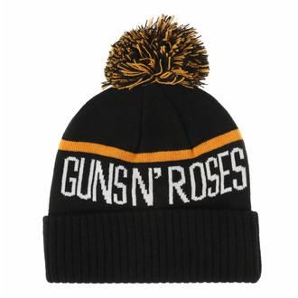 Mütze Guns N' Roses - Cross BL - ROCK OFF, ROCK OFF, Guns N' Roses