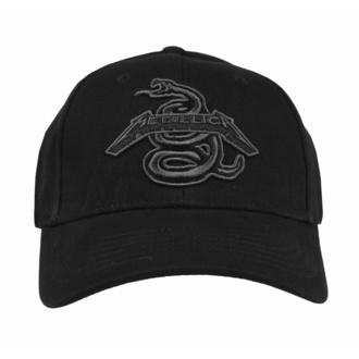 Kappe Metallica - Black Album Snake, NNM, Metallica