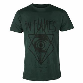 Herren T-Shirt In Flames - Jesterhead Eye, NNM, In Flames