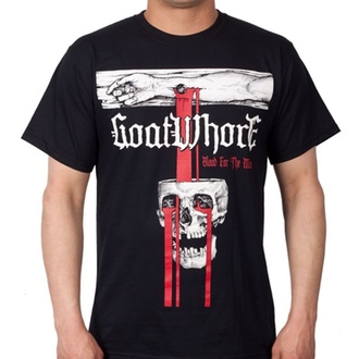 Herren T-Shirt Metal Goatwhore - Blood for the Master - INDIEMERCH, INDIEMERCH, Goatwhore