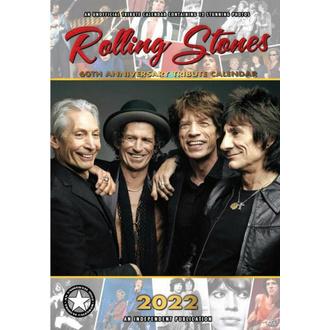 Kalender für 2022, NNM, Rolling Stones