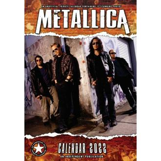 Kalender für 2022, NNM, Metallica