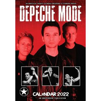 Kalender für 2022, NNM, Depeche Mode