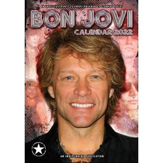 Kalender für 2022, NNM, Bon Jovi