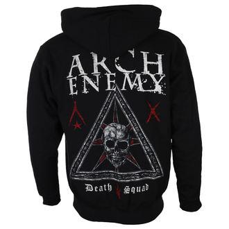Herren Hoodie Arch Enemy - Death Squad - ART WORX - 710804-001