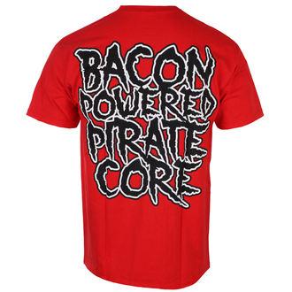 Herren T-Shirt Metal Alestorm - Bacon Powered Pirate - ART WORX, ART WORX, Alestorm