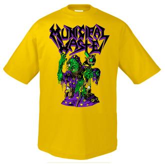 Herren T-Shirt Metal Municipal Waste - Sadistic - ART WORX, ART WORX, Municipal Waste