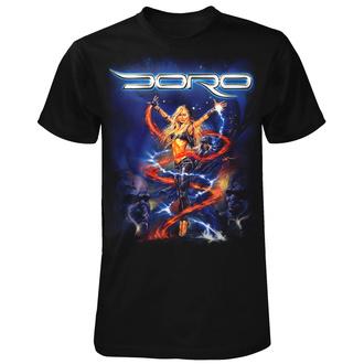 Herren T-Shirt Metal Doro - Rare Diamonds - ART WORX, ART WORX, Doro