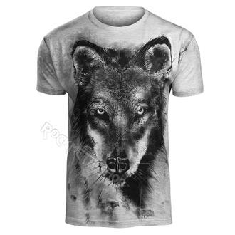 Herren T-Shirt - Wolf - ALISTAR, ALISTAR