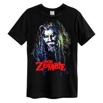 Herren T-Shirt Metal Rob Zombie - DRAGULA - AMPLIFIED, AMPLIFIED, Rob Zombie