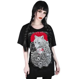 Damen T-Shirt - Wild At Heart Relaxed - KILLSTAR - KSRA001864