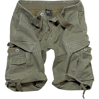 Herren Shorts   BRANDIT - Vintage Shorts Oliv - 2002/1