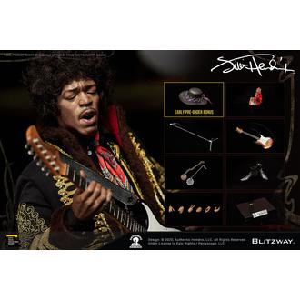 Figur (Dekoration) Jimi Hendrix, NNM, Jimi Hendrix