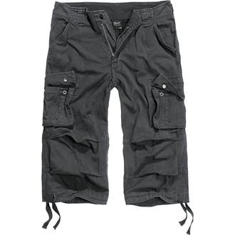 Männer Shorts 3/4 BRANDIT - Urban Legend Black - 2013/2