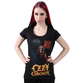 Damen T-Shirt Ozzy Osbourne - Bark At The Moon - AMPLIFIED, AMPLIFIED, Ozzy Osbourne