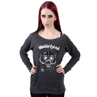 Damen Sweatshirt Motörhead - Logo Burnout Open Edge -, NNM, Motörhead