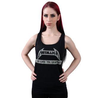 Damen Tank-Top Metallica - No Life - Black - LIVE NATION, LIVE NATION, Metallica