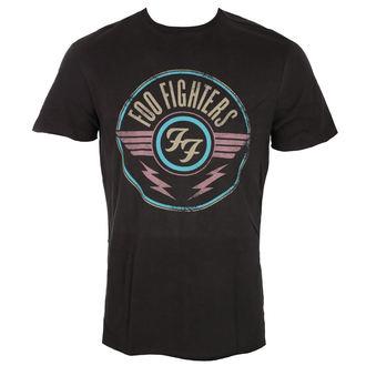 Herren T-Shirt Metal  Foo Fighters - CHARCOAL - AMPLIFIED, AMPLIFIED, Foo Fighters
