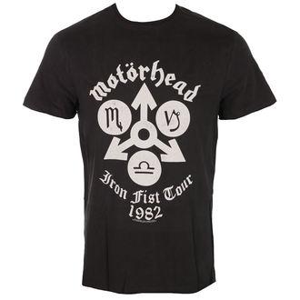 Herren T-Shirt Metal Motörhead - IRON FIST TOUR - AMPLIFIED, AMPLIFIED, Motörhead