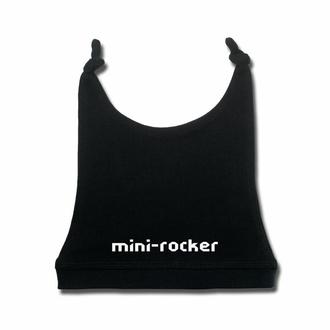Kinderhut Mini-Rocker - Schwarz - Weiß, Metal-Kids