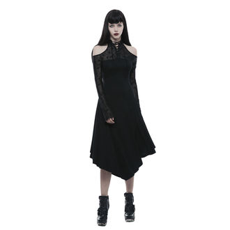 Damen Kleid PUNK RAVE - Lyra Gothic, PUNK RAVE
