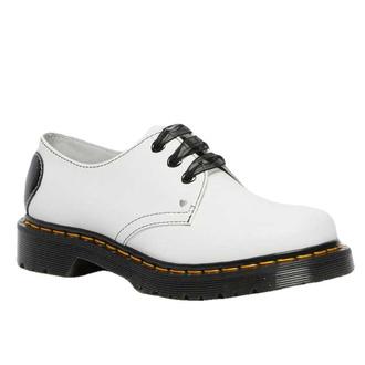 Damen Schuhe DR. MARTENS - 1461 Hearts - weiß / schwarz, Dr. Martens