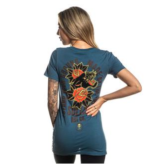 Damen T-Shirt Hardcore - CHAMBERS - SULLEN, SULLEN