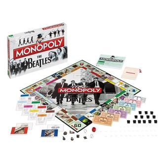 Brettspiel Beatles - Monopoly, NNM, Beatles
