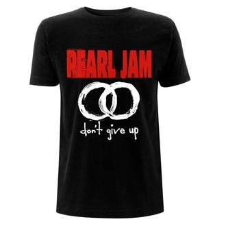 Herren-T-Shirt Pearl Jam - Do not Give Up - Schwarz, NNM, Pearl Jam