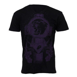 Herren T-Shirt SOMETHING SACRED - Tiger Cross, SOMETHING SACRED