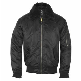 Herrenjacke Bomber (Winter) BRANDIT - MA2 Jacket Fur Collar, BRANDIT