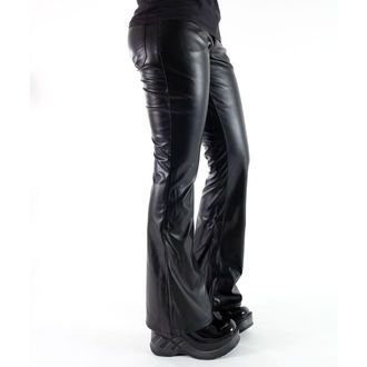 Damen Hose  Mode Wichtig - Bell Bottom Sky Black, MODE WICHTIG