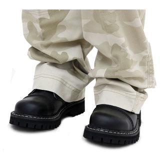 Boots STEEL Springerstiefel - 3 Loch black (101/102 Black)